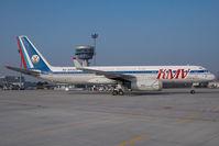 RA-64022 @ LZIB - KMV Tupolev 204