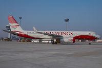 RA-64050 @ LZIB - Red Wings Tupolev 204