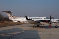 OM-VPM @ LZIB - Beech 300 King Air
