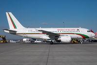LZ-AOB @ LOWW - Bulgaria Government Airbus 319 - by Dietmar Schreiber - VAP