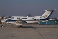 OM-FLY @ LZIB - Beech 200 King Air