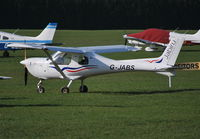 G-JABS @ EGLM - Jabiru UL-450 at White Waltham - by moxy
