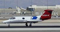 N723JW @ KLAS - N723JW 1967 Learjet Inc 24 C/N 24-142  Las Vegas - McCarran International (LAS / KLAS) USA - Nevada, March 03, 2011 Photo: Tomás Del Coro - by Tomás Del Coro