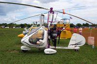 N1219 @ KLAL - N1219   Rotary Air Force RAF-2000 GTX-SE [H2-03-14-595] Lakeland~N 16/04/2010