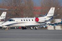 D-CCVD @ LOWW - Cessna 560XL - by Andy Graf-VAP
