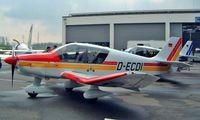 D-ECDI @ EDNY - Robin DR.400/135CDi Ecoflyer [2531] Friedrichshafen~D 21/04/2005 - by Ray Barber