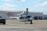 N80701 @ FTW - At Fort Worth Meacham Field