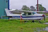C-FDLW @ CYHU - Cessna 210L Centurion [210-59911] St. Hubert~C 17/06/2005. - by Ray Barber
