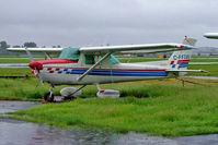 C-FFIW @ CYHU - Cessna A.150L Aerobat [A150-0393] St. Hubert~C 17/06/2005. - by Ray Barber