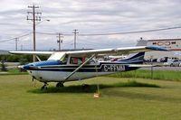 C-FFMM @ CYBW - Cessna 172E Skyhawk [172-50936]  Calgary-Springbank~C 22/07/2008. - by Ray Barber