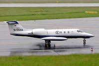 D-CCCA @ EDDL - Learjet 35A [35A-160] Dusseldorf~D 26/05/2006. - by Ray Barber