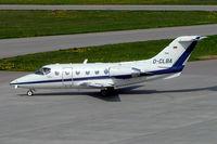 D-CLBA @ EDNY - Beechjet 400A [RK-25] Friedrichshafen~D 21/04/2005. - by Ray Barber