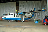 D-CLED @ EDBR - Let L-410 UVP-E Turbolet [912533] Rothenburg-Gorlitz~D 21/05/2004. - by Ray Barber
