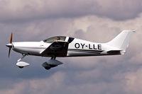 OY-LLE @ EGBP - Aero Designs Pulsar XP [96/03/474] Kemble~G 19/08/2006.