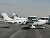 N1379S @ CCB - Parked in transient parking - by Helicopterfriend