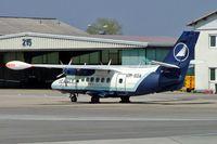OM-SDA @ LOWW - LET L-410 UVP-E [872006] (Seagle Air) Vienna~OE 16/04/2005.