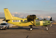 N20KQ @ KPAE - KPAE ferry reg N20KQ used again for bringing 100-0052 over from Sandpoint Idaho for paint at Sunquest Air Specialties