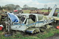 G-OFLG @ EGBD - 1979 Soc De Construction D\'avions De Tourisme Et D\'affaires SOCATA TB10, c/n: 11 in accident 23rd June 2005