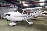 G-JKKK @ EGBD - 2008 Cessna 172S Skyhawk SP, c/n: 172S-10663 at Eggington - by Terry Fletcher