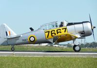 VH-XSA @ YMAV - One of the Southern Knights returning after the aerobatic team's display at Avalon Air Show 2011