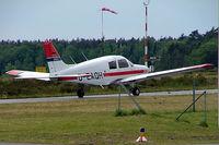 D-EAQH @ EDLI - Piper PA-28-161 Cadet [2841116] Bielefeld~D 24/05/2006. - by Ray Barber