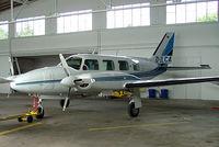 D-ILCA @ EDLI - Piper PA-31-325 Navajo C/R [31-7912035] Bielefeld~D 26/05/2006. - by Ray Barber