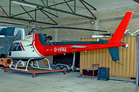 D-HFAX @ EDWC - Aerospatiale AS.350B2 Ecureuil [2585] Damme~D 25/05/2006. - by Ray Barber