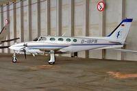 D-IBPW @ EDLW - Cessna 340A [340A-0924] Dortmund~D 26/05/2006. - by Ray Barber