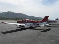 N111MB @ SZP - 1981 Piper PA-28-236 DAKOTA, Lycoming O-540-J3A5D 235 Hp, stunning refinish - by Doug Robertson