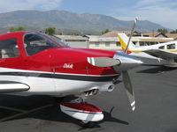 N111MB @ SZP - 1981 Piper PA-28-236 DAKOTA, Lycoming O-540-J3A5D 235 Hp, new three-blade prop mod - by Doug Robertson
