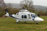 G-MCAN - Visitor to Day 1 of the 2011 Cheltenham Horseracing Festival