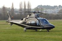G-EMHC - Visitor to Day 1 of the 2011 Cheltenham Horseracing Festival