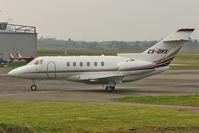 CS-DRX @ EGBJ - Netjets 125 at Staverton