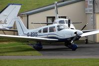 G-BSXS @ EGBJ - 1979 Piper PIPER PA-28-181, c/n: 28-7990151 at Staverton