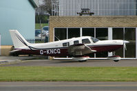 G-KNCG @ EGBJ - 2004 Piper PA32-301FT, c/n: 3232017 at Staverton