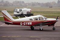 G-GYMM @ EGBJ - 1971 Piper PIPER PA-28R-200, c/n: 28R-7135049 at Staverton