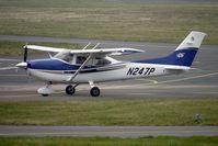 N247P @ EGBJ - Irish based 2004 Cessna T182T, c/n: T18208280 at Staverton