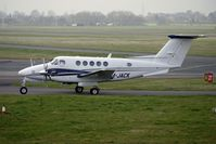 M-JACK @ EGBJ - Beech Aircraft B200GT, c/n: BY-94 at Staverton