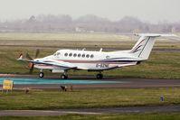 G-BZNE @ EGBJ - 2000 Raytheon Aircraft Company Beech B300, c/n: FL-286 at Staverton