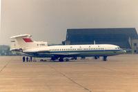 B-290 @ SHA - CAAC - by Henk Geerlings