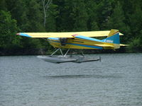 C-IBQW - 1989 AEROCRUISER ON FLOATS