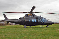 G-PLPL - A visitor to Cheltenham Racecourse on 2011 Gold Cup Day
