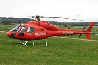 G-OHMS - A visitor to Cheltenham Racecourse on 2011 Gold Cup Day