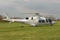 G-VERU - A visitor to Cheltenham Racecourse on 2011 Gold Cup Day