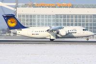 D-AVRJ @ EDDM - Lufthansa CityLine - by Delta Kilo