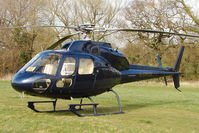 G-DFOX - A visitor to Cheltenham Racecourse on 2011 Gold Cup Day