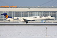 D-ACKC @ EDDM - CLH [CL] Lufthansa CityLine - by Delta Kilo