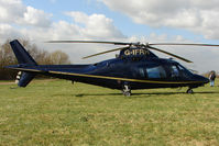 G-IFRH - A visitor to Cheltenham Racecourse on 2011 Gold Cup Day - by Terry Fletcher