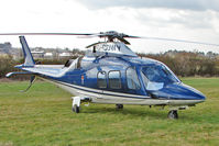 G-CDWY - A visitor to Cheltenham Racecourse on 2011 Gold Cup Day