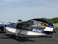 N519AC @ SZP - 2000 American Champion 7GCBC EXPLORER, Lycoming O-320 150 Hp - by Doug Robertson